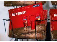 Neue Ramazzotti Kampagne: Edgar Cards in München und Stuttgart