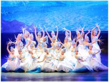 Imponerende show fra Jilin Provinsen i det nordøstlige Kina besøger Kulturværftet.