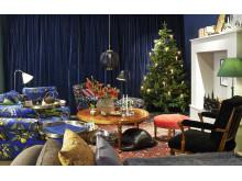 Christmas in the Svenskt Tenn store in Stockholm