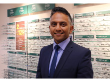 Vision Express promotes clinical expert to lead professional services - Jay Ghadiali to share fresh perspective on eye health