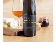 Spy Valley Iced Sauvignon Blanc, magiskt dessertvin från Nya Zeeland gjort på frysta handplockade druvor. 119kr, nr 2350, ord.sort
