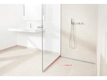 unidrain® - ShowerLine - Revolutionerande Golvränna / Golvbrunn - Kil