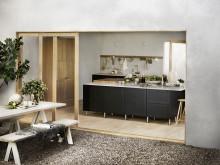 Marbodals Ramsvik kök i shakerstil