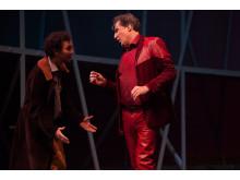 Faust am Goetheanum Bernhard Glose als Faust_Christian Peter als Mephisto_by Georg Tedeschi