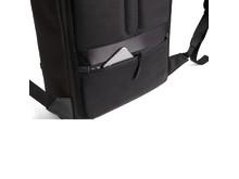 Stöldskyddad ryggsäck med kodlås - dolt fack