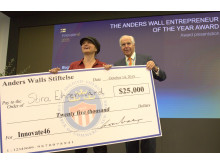 Anders Wall Entrepreneur of the Year Award 2015