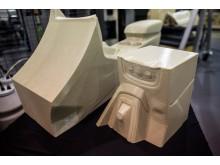 Ny teknologi kan 3D-printe bildele
