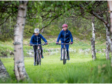 Cykling Ramundberget