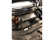 TaxiKurir Vätgas motor