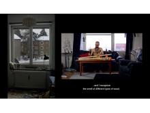 Vanja Sandell Billström och Reza Hazare: Winzip Senses
