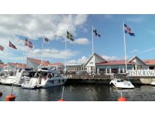 Hamnkrogen vid Nattvikens gästhamn