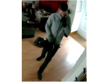Image of man police wish to identify ref:  007986