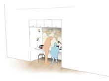 Nisch: Hemmakontor