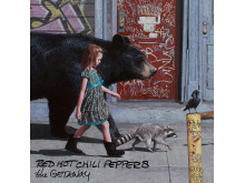 Red Hot Chili Peppers - The Getaway albumcover