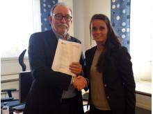 Förenade Care vinnande entreprenör av upphandling i Åtvidabergs kommun