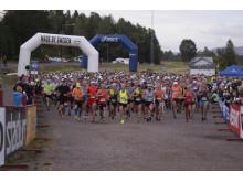 Ultravasan 90 2018 starten i Sälen
