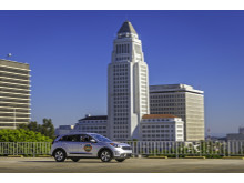 Kia Niro Guinness World Record_Los Angeles City Hall(2)