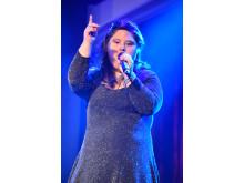Bidrag nr 8 Victoria Valverde från Stockholm i Väsby Melodifestival