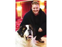 """""""Vi på Saltkråkan"""" Lisebergsteatern, Maxim Rudeboy (Hund), Kålle Gunnarsson (Regissör)"""