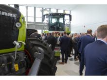 Fredagen den 27 september 2019 invigdes Swedish Agro Machinerys nya lokaler i Skurup