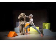 Vill ha hund, Dockteatern Tittut