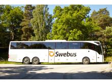 Här är Swebus nya Mercedes-buss