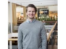 Daniel Petersson, centrumchef Kungsmässan