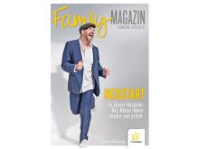 Titel des aktuellen Cochlear™ Family Magazins