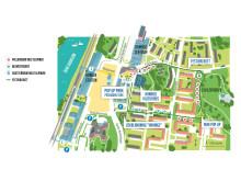 Evenemangskarta Tulpanfestivalen