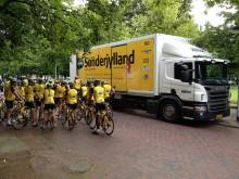 Scania Rental støtter Team Rynkeby Sønderjylland