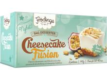 Cheesesake Fusion är en av tre små desserter från Frödinge