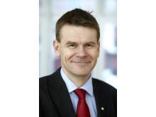 Herman Sundqvist, styrelseordförande Skogforsk