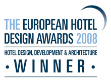 Stenungsbadens Villa J C Stevens Designpris - The european hotel design awards 2008