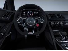 Audi R8 Coupé cockpit