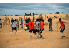 Sony Twilight Football, Pinnacle Desert, Australia 1