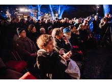 Manifestation på Förintelsens minnesdag 27 januari (1)