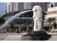 Merlion - The Lion by the Sea