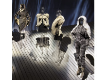 "Modern fur design in the special exhibition ""Fur - An Issue of Life and Death"""