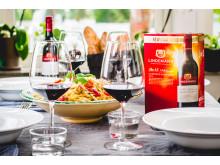 Lindeman's Bin 45 Cabernet Sauvignon BiB dinner