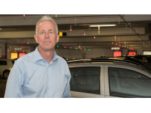 Arne Voll, kommunikasjonssjef i Gjensidige_Rygg inn og kjør ut når du skal parkere