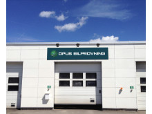 Bilprovning Växjö