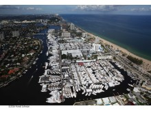 High Res Image - Cox Powertrain - Fort Lauderdale International Boat Show - courtesy of  Forest John