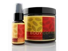 BODYCOFFEE™ - hudvårdsserien baserad på kaffeextrakt