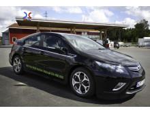 Laddhybriden Opel Ampera