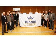 Nu finns det Teknikcollege i Skellefteå och Norsjö