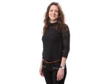 Alinda Hodzic, julbelysningsexpert hos ELON