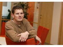 Henrik Svensson, biträdande lektor i kognitionsvetenskap