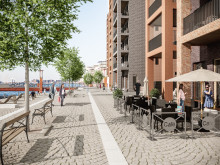 SeaU Helsingborg: bostäder vid kajen