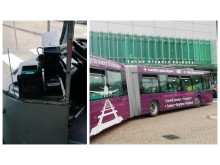 Luton shuttle contactless payments