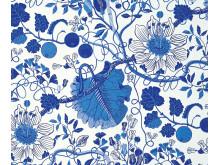 Textile print La Plata by Josef Frank